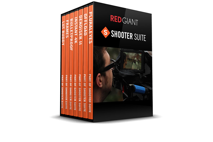 Red Giant Shooter Suite 13 Price Comparison