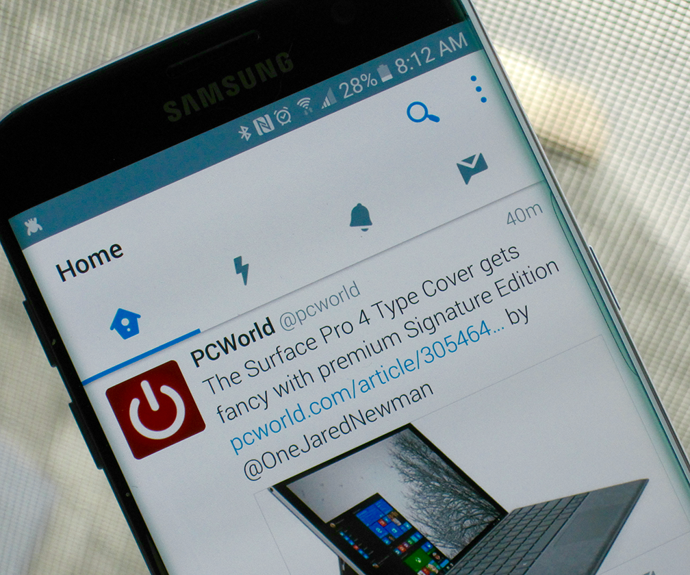 Twitter tests out Material Design tweaks in latest Android beta