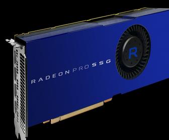 AMD has put a 1TB SSD onto a Graphics Card for Video Editing and VR
