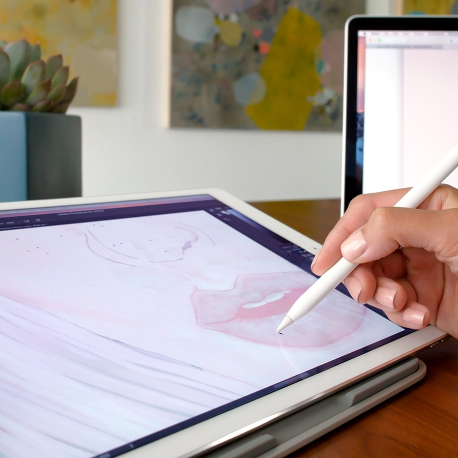 This amazing app turns your iPad Pro into a Cintiq - News - Digital Arts