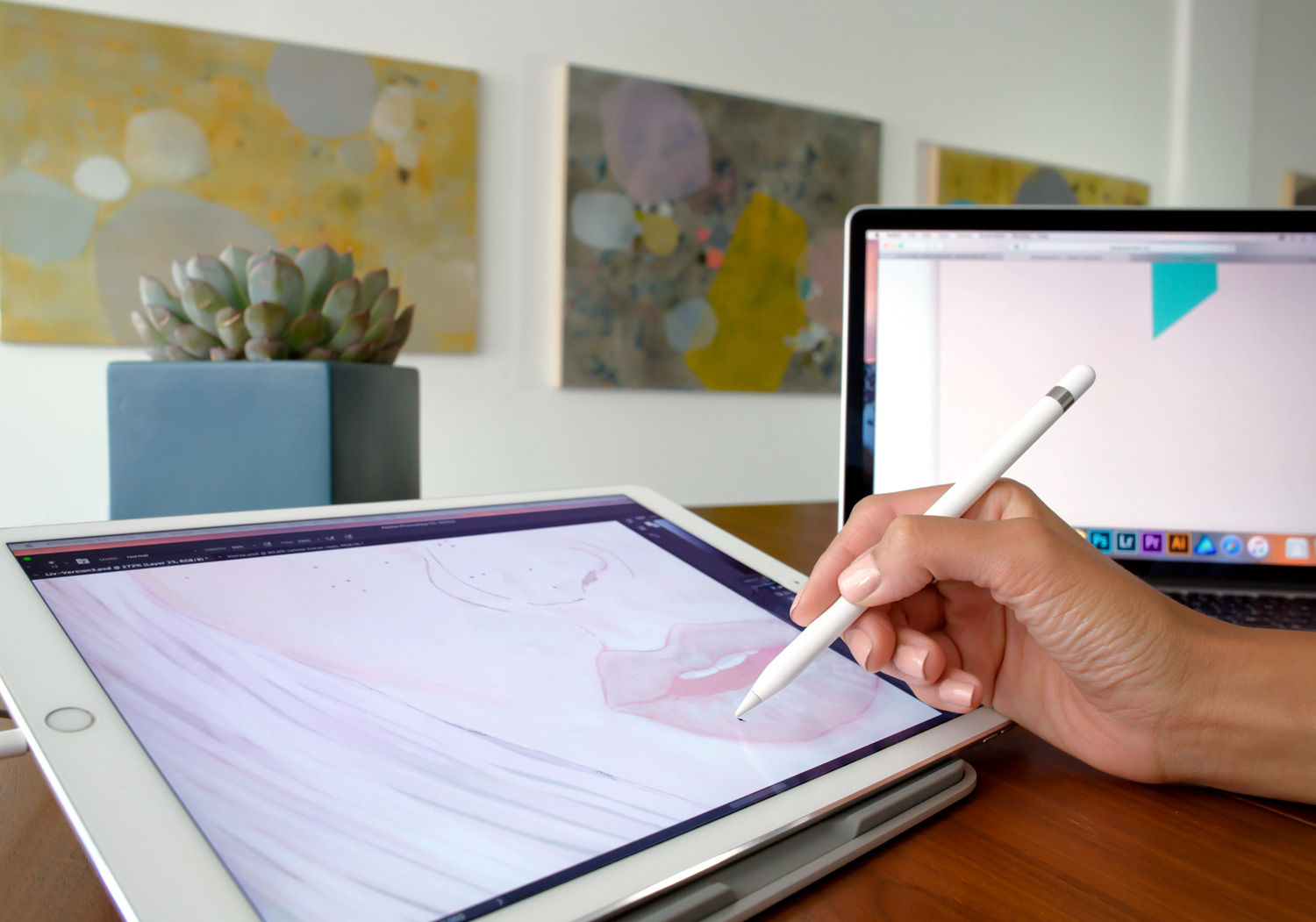 This amazing app turns your iPad Pro into a Cintiq - News