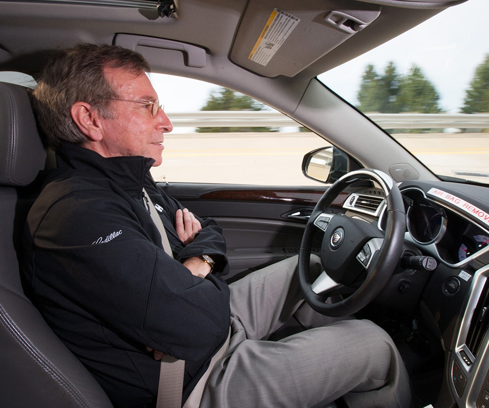 GM's self-driving tech will stop the car if you're inattentive