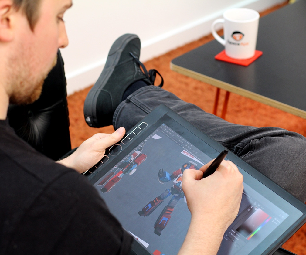 What leading designers and artists think of Wacom's MobileStudio Pro