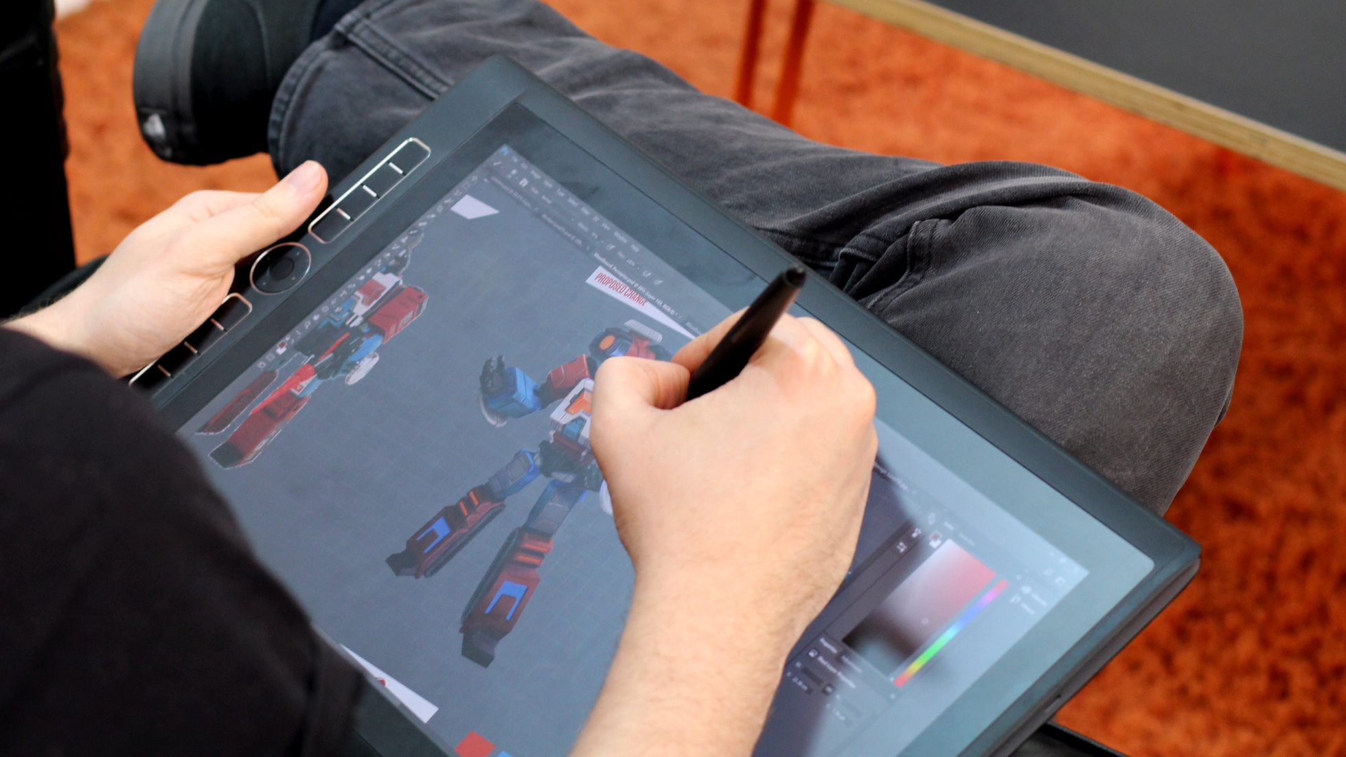 What leading designers and artists think of Wacom's