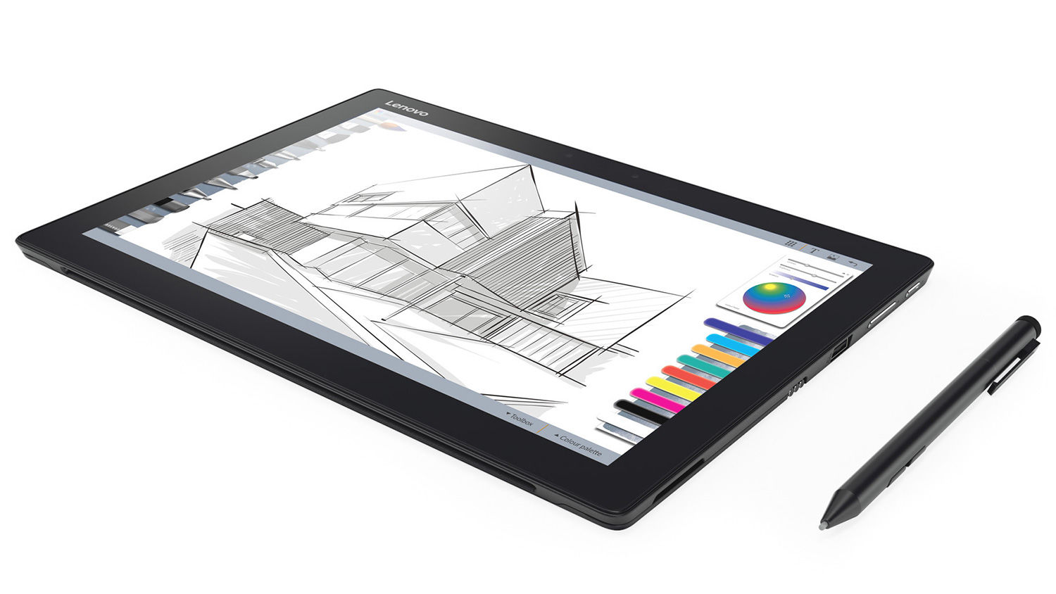 Surface Pro  For Graphic Design