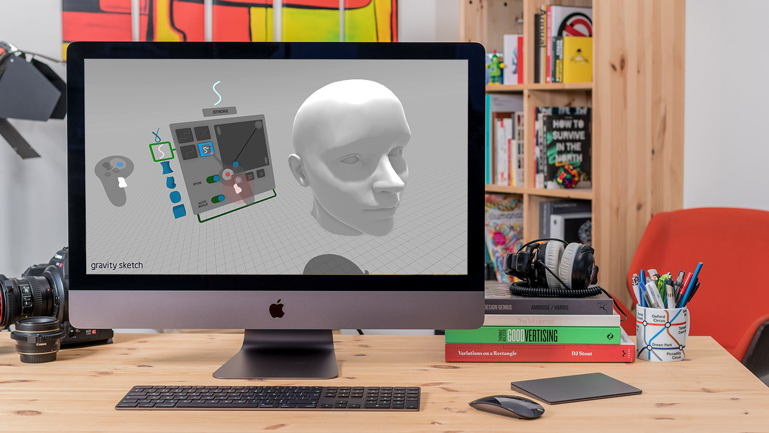 The 7 best tools for painting, 3D modelling and sculpting in VR