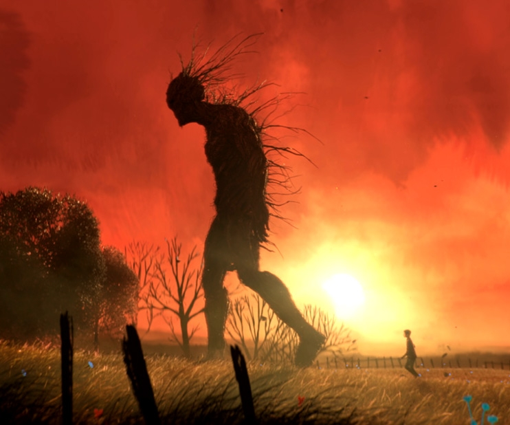 How the painting-like animated sequences in A Monster Calls were created by Glassworks Barcelona