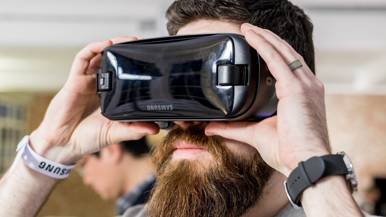 Samsung S Beautifully Designed Galaxy S8 Makes For Better Vr