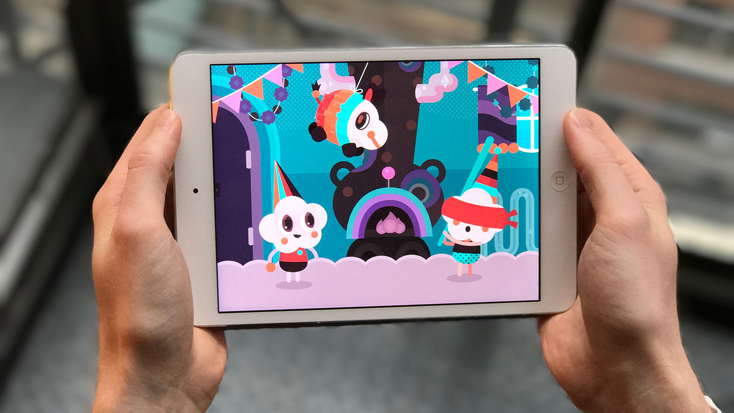 Lightwell interactive storybook app released free as