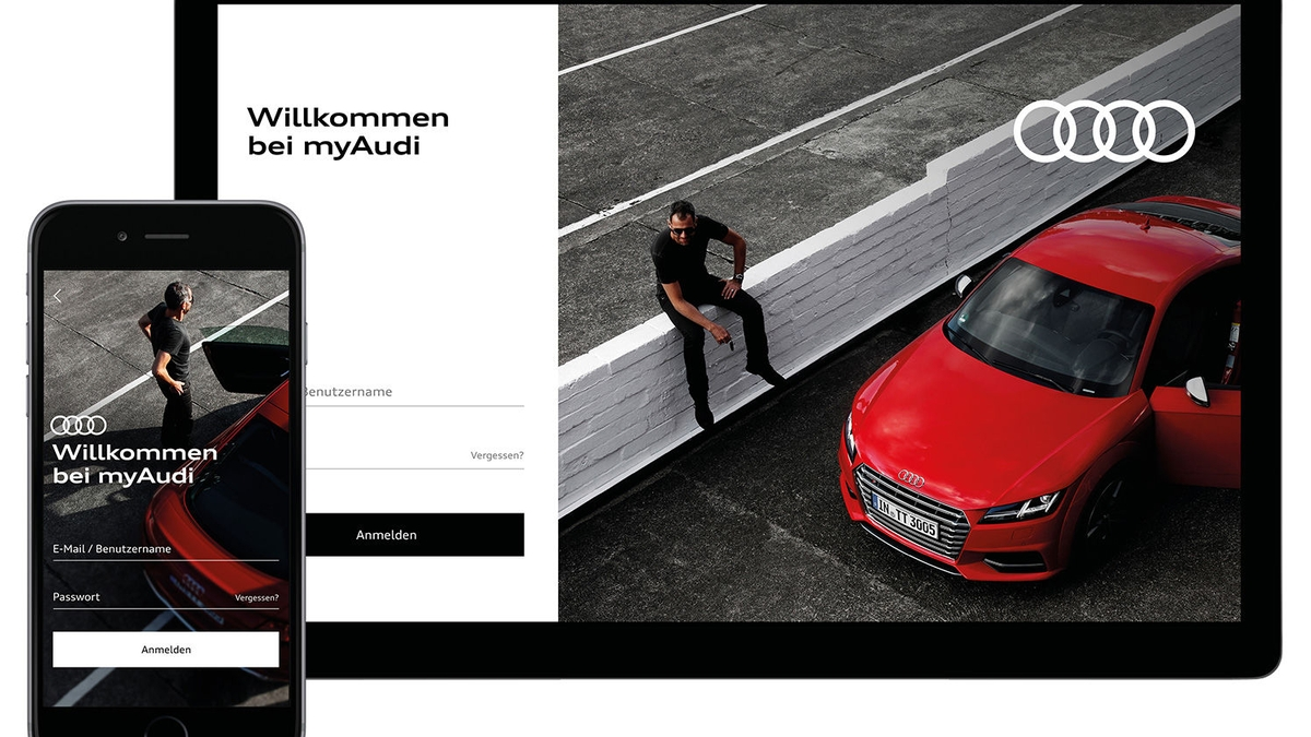 How Strichpunkt's new user interface for Audi became its brand