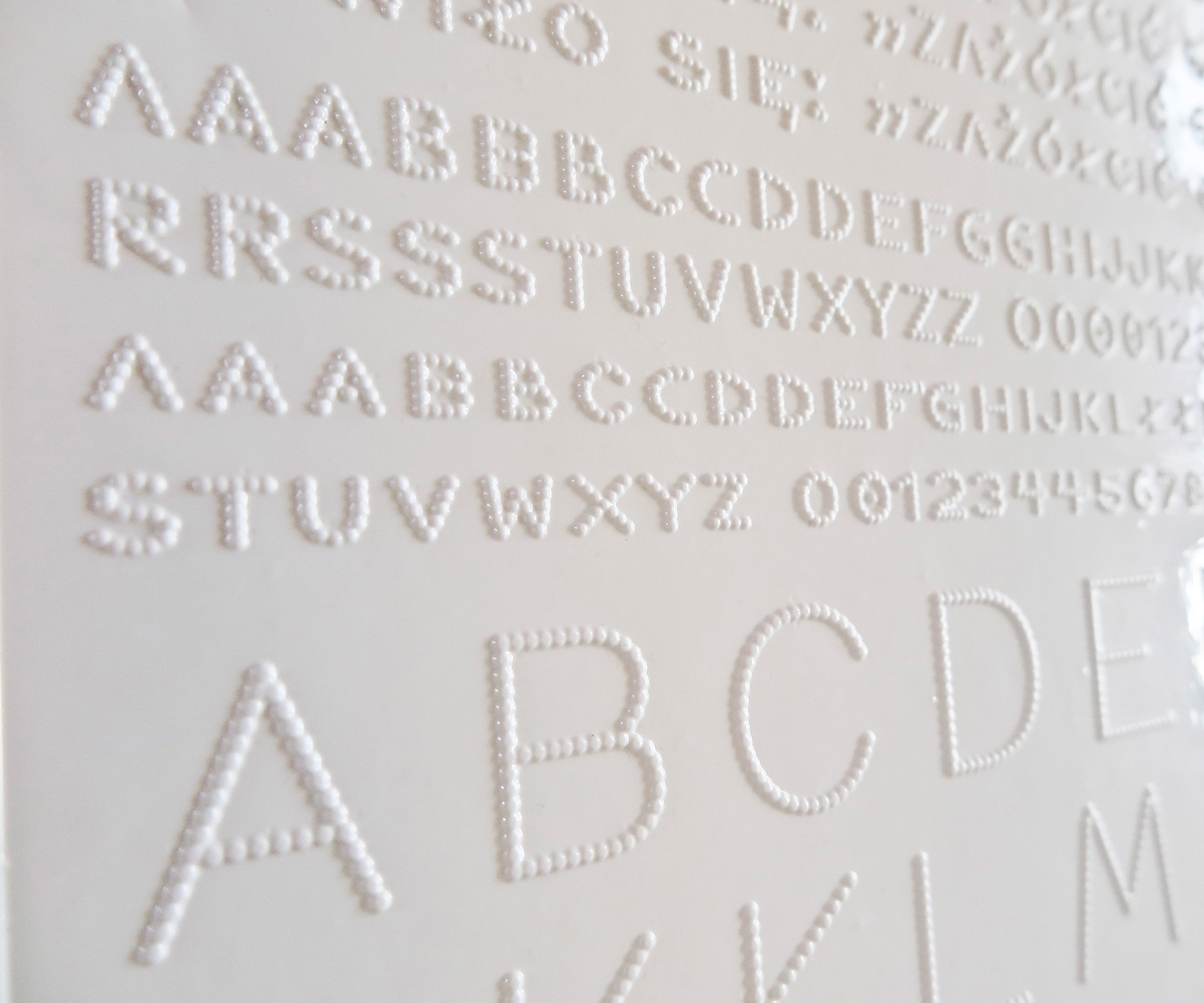 Viktoriya Grabowska's pioneering digital typeface for visually impaired people