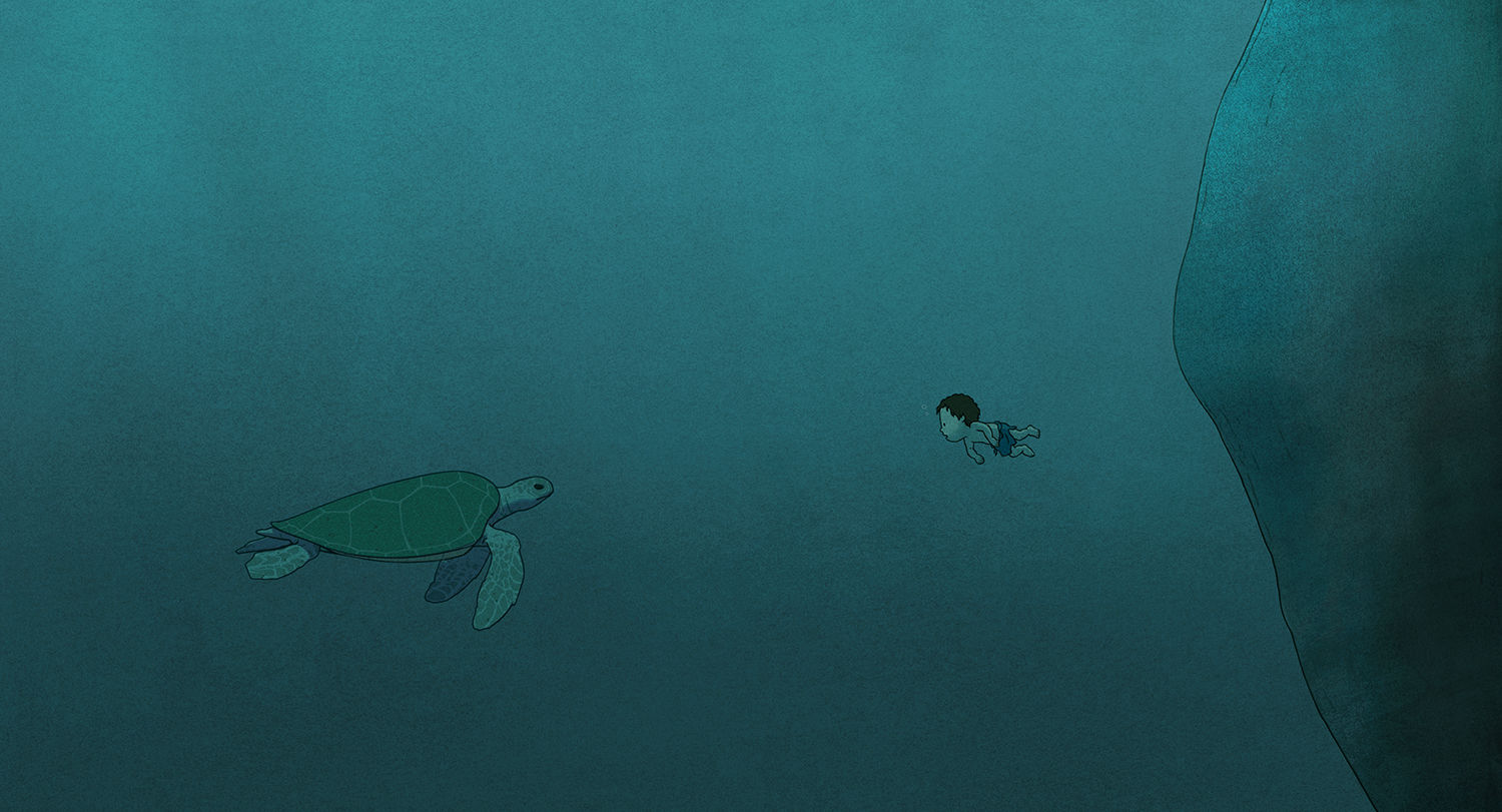 Michael Dudok De Wit On Directing Studio Ghibli S New Film The Red Turtle Features Digital Arts