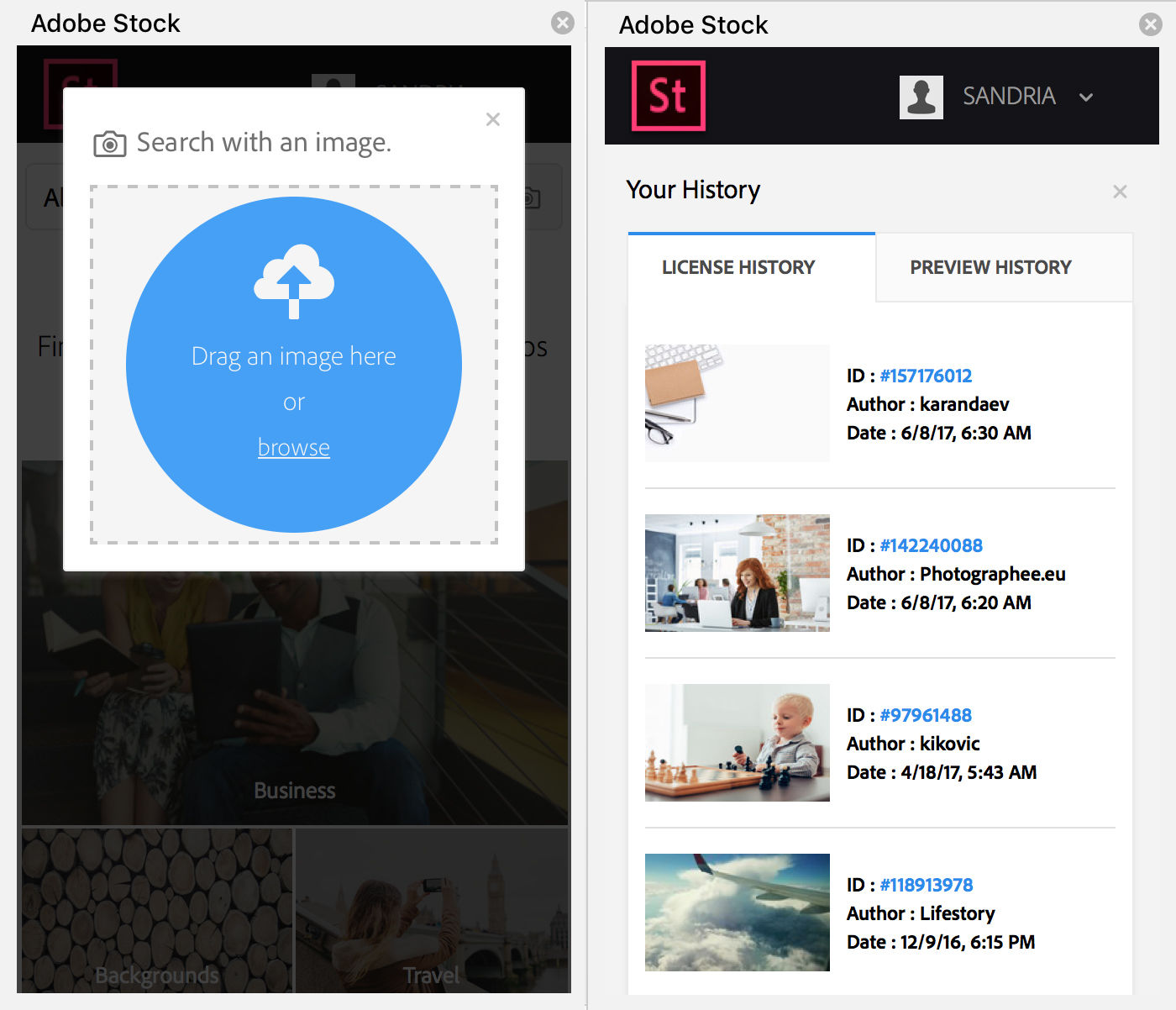 Adobe Stock gains over 12 million new images – and filters - News