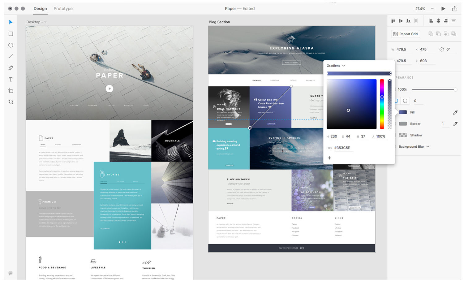 Here are 50 great online Adobe XD tutorials - Features