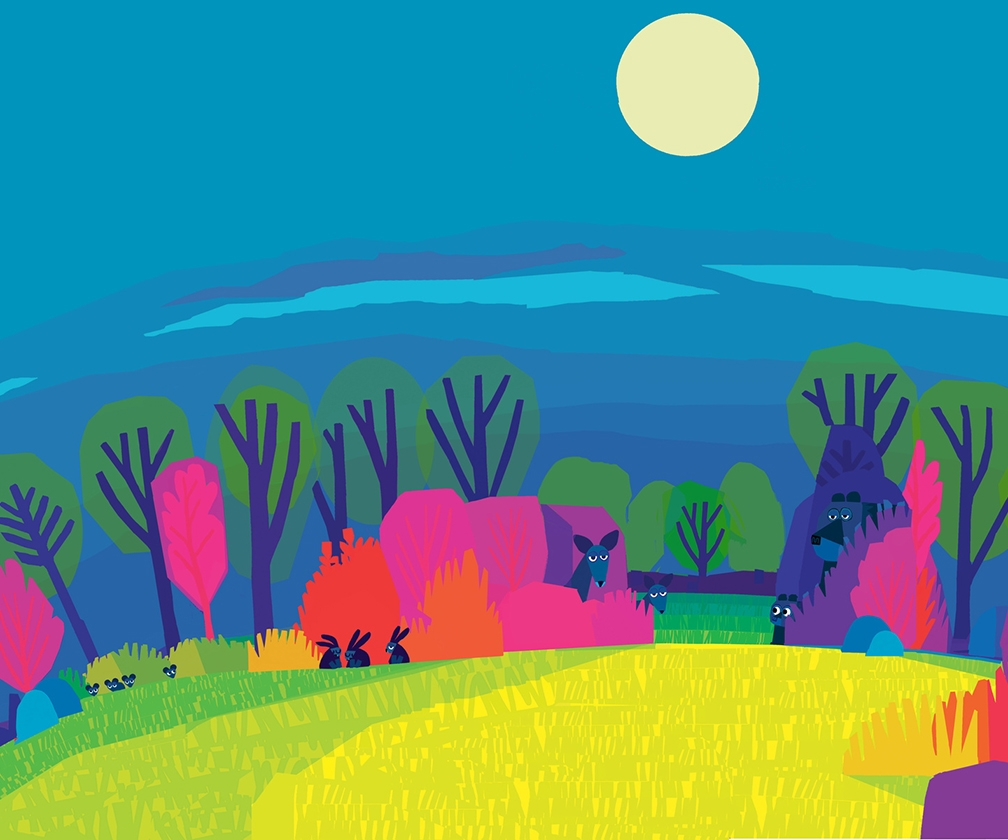 Illustrator Chris Haughton on how he turned his artworks into a VR game for children
