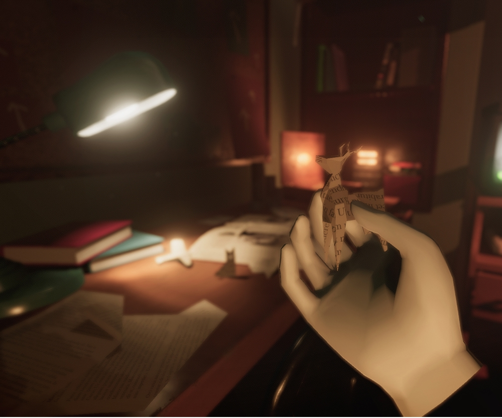 Discover the memories of a dead scientist with Found Studio's new VR experience