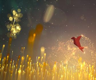 This elegant, luminous music video was created (almost) entirely using Trapcode Suite