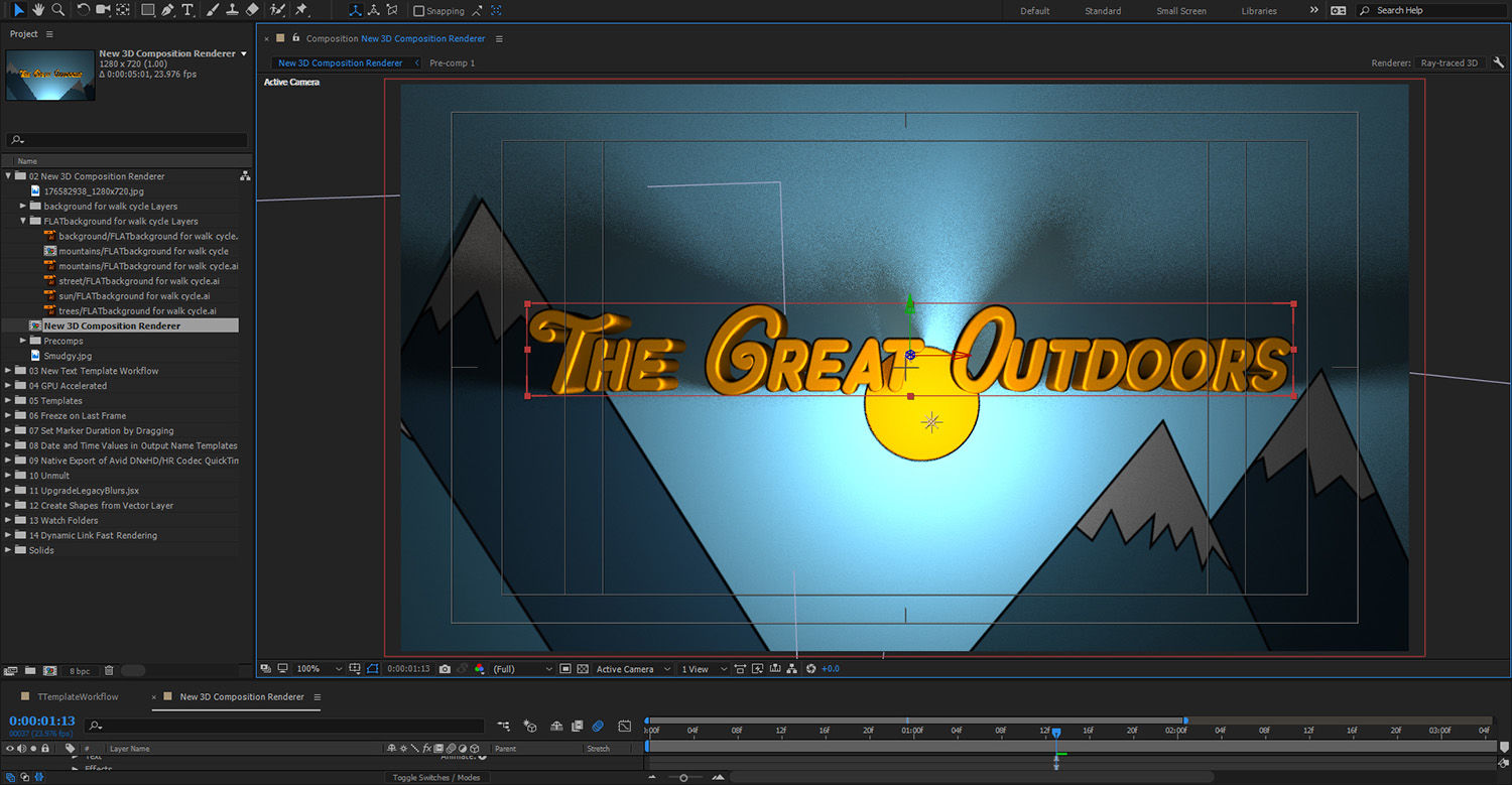 What are the best After Effects render settings? - Tutorials