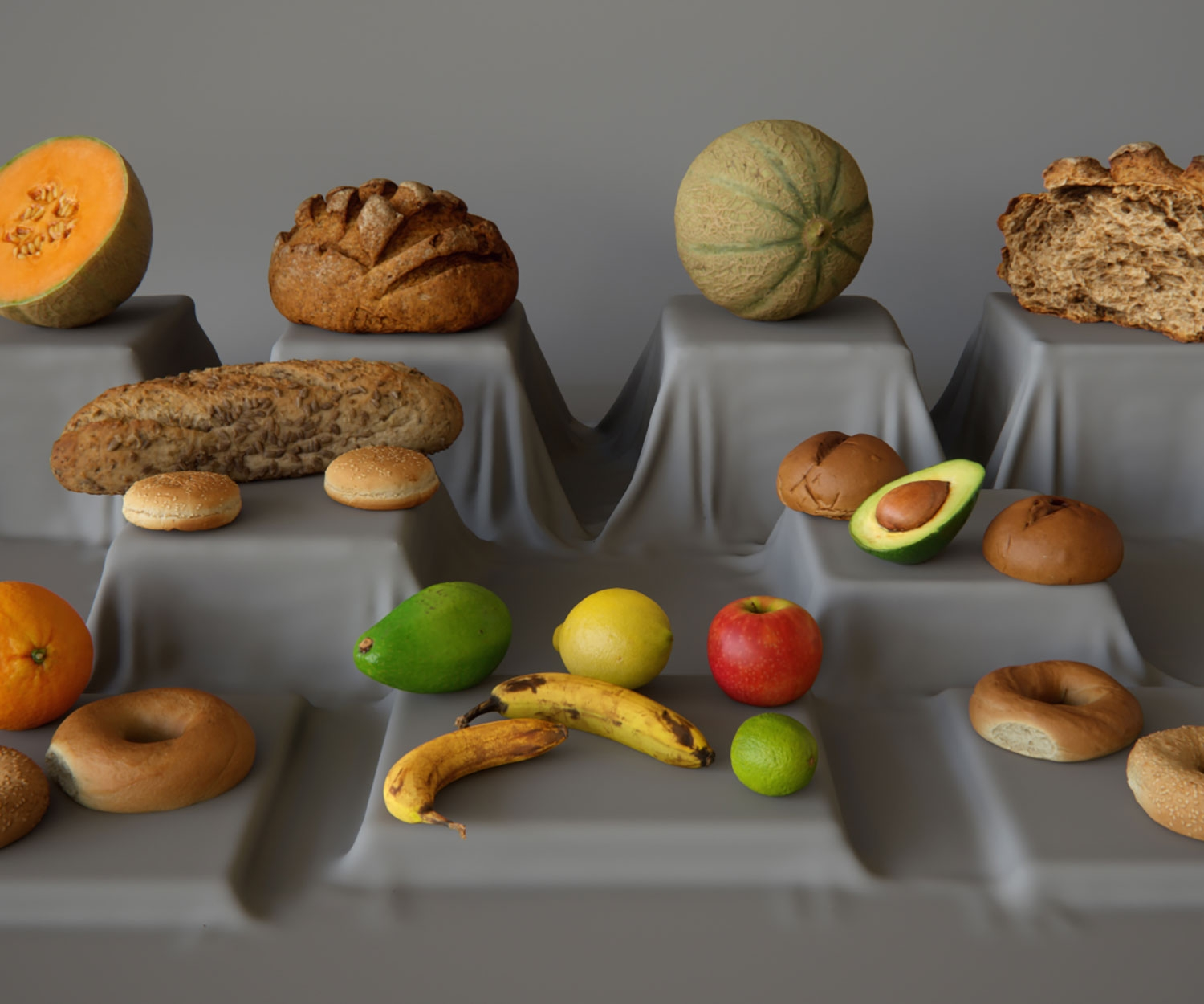 Download 3D scans of real objects with this new online store