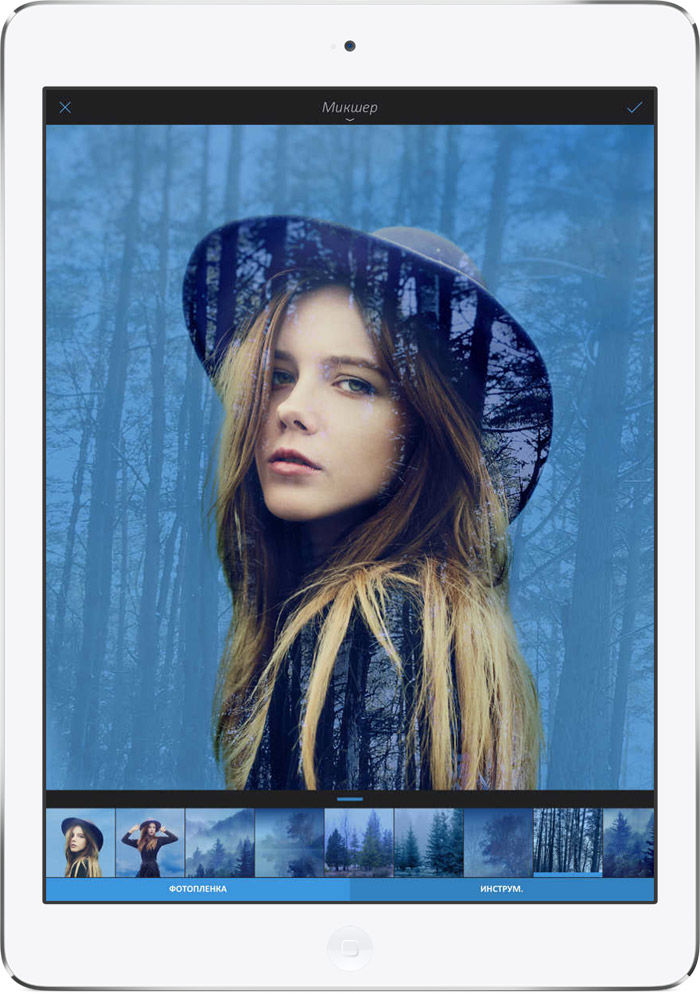 Best Photo Editing Apps for iPad - Features - Digital Arts