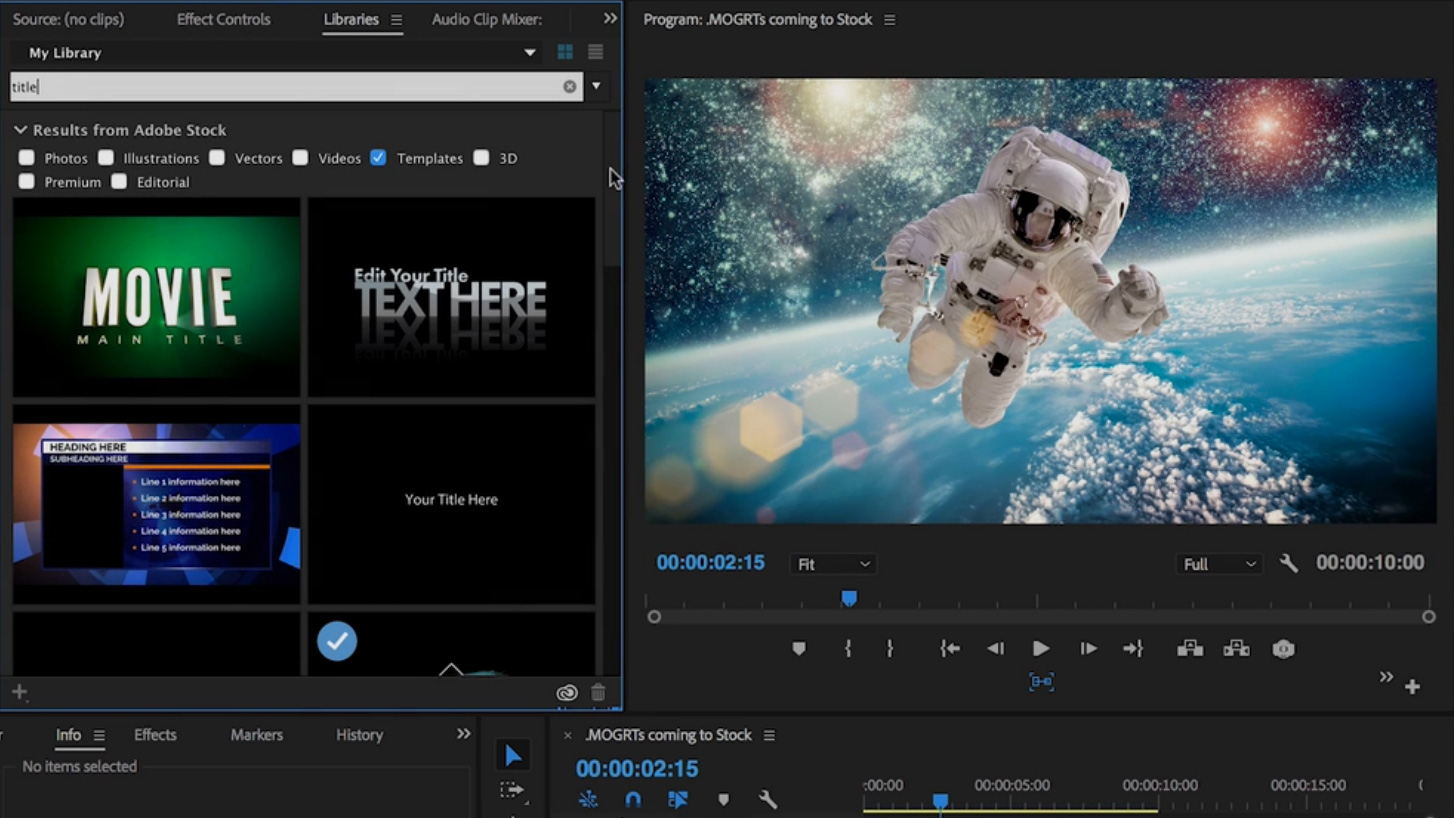 Adobe reveals details of next versions of After Effects and Premiere