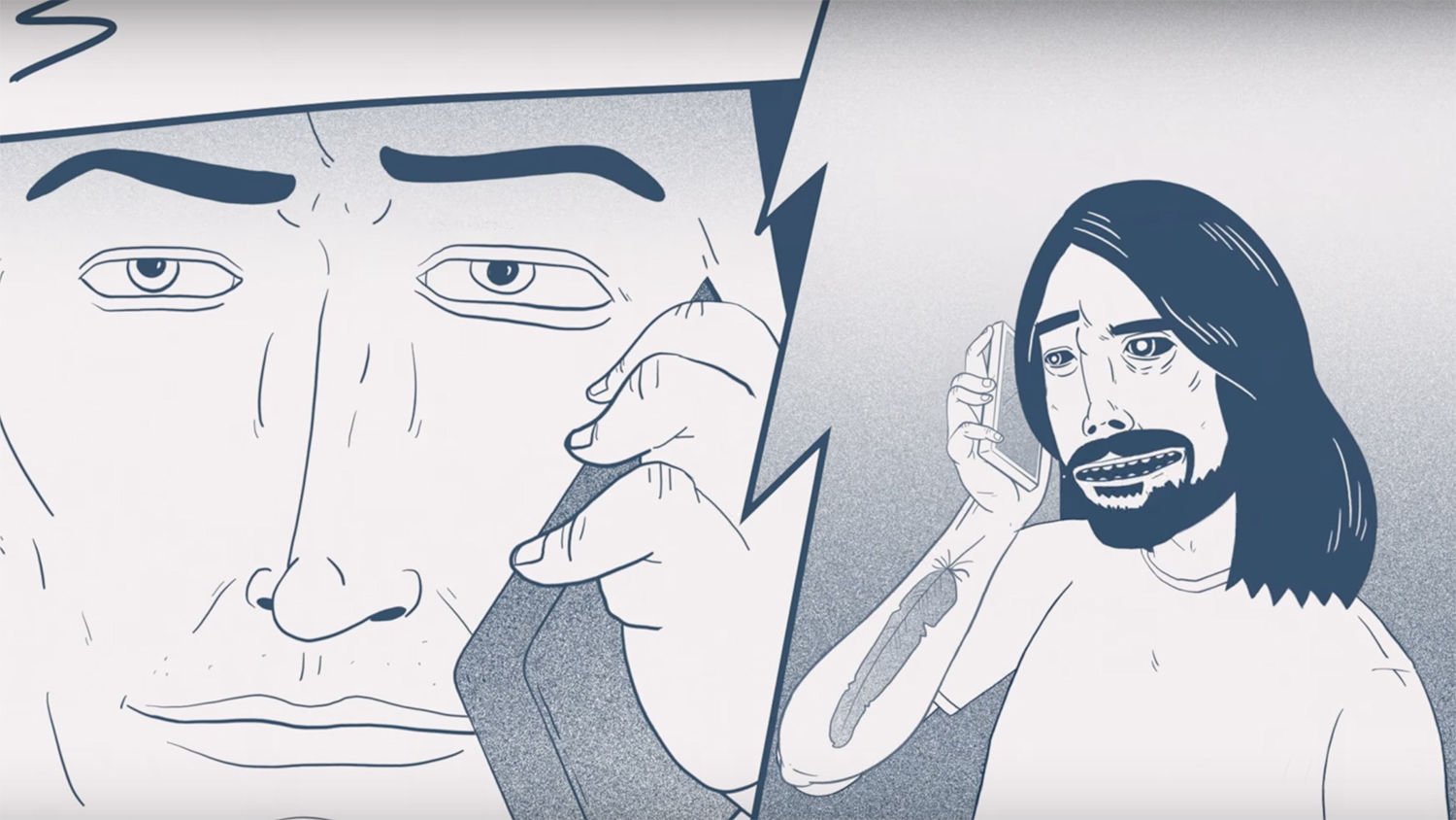 Watch The Energetic Animated Making Of Video For Foo
