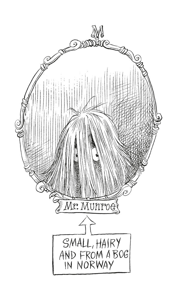 Chris Riddell On Illustrating For Jk Rowling And