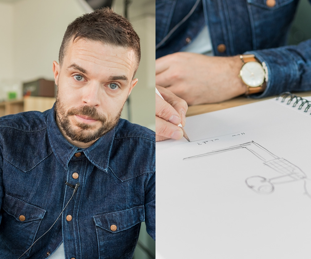 Oliver Jeffers on how he illustrates picture books children (and adults) love