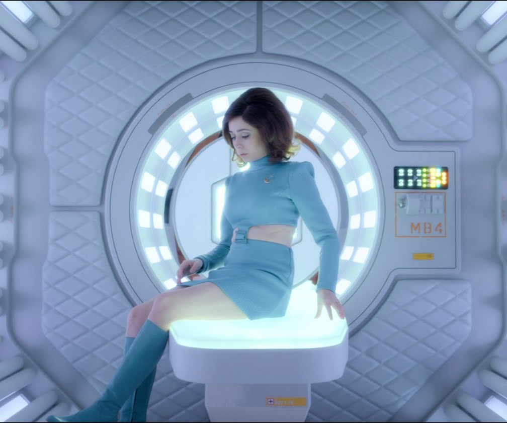How Framestore created the 60s-style spaceship in Black Mirror Season 4's 'USS Calister'