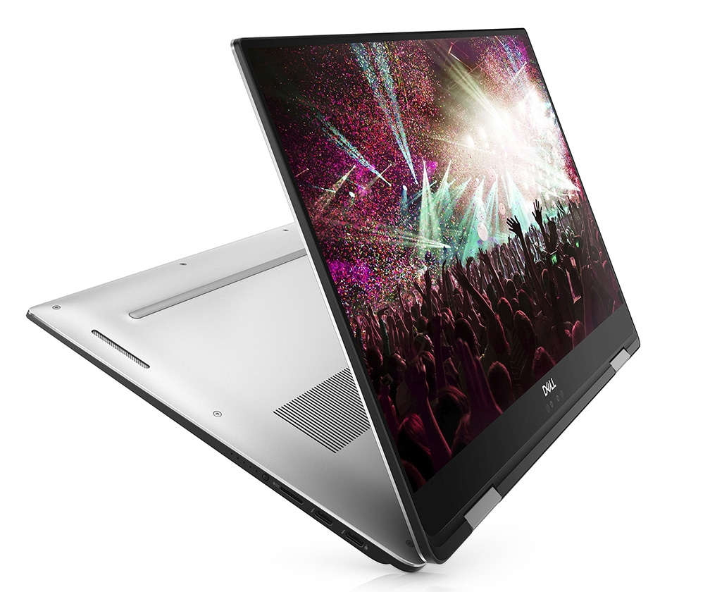 Dell's XPS 15 2-in-1 is a next-gen laptop/tablet with a Wacom pen