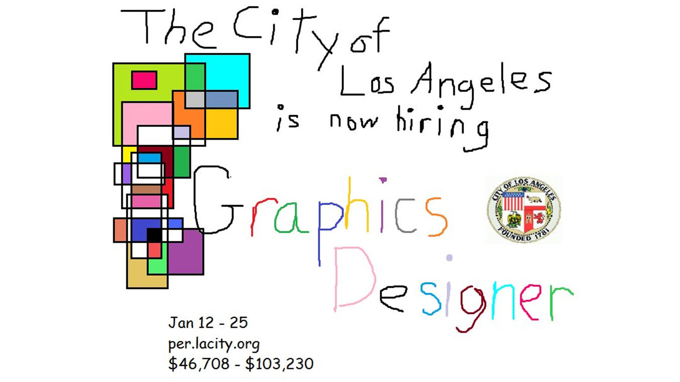 Why this awful job ad for a graphic designer is actually brilliant