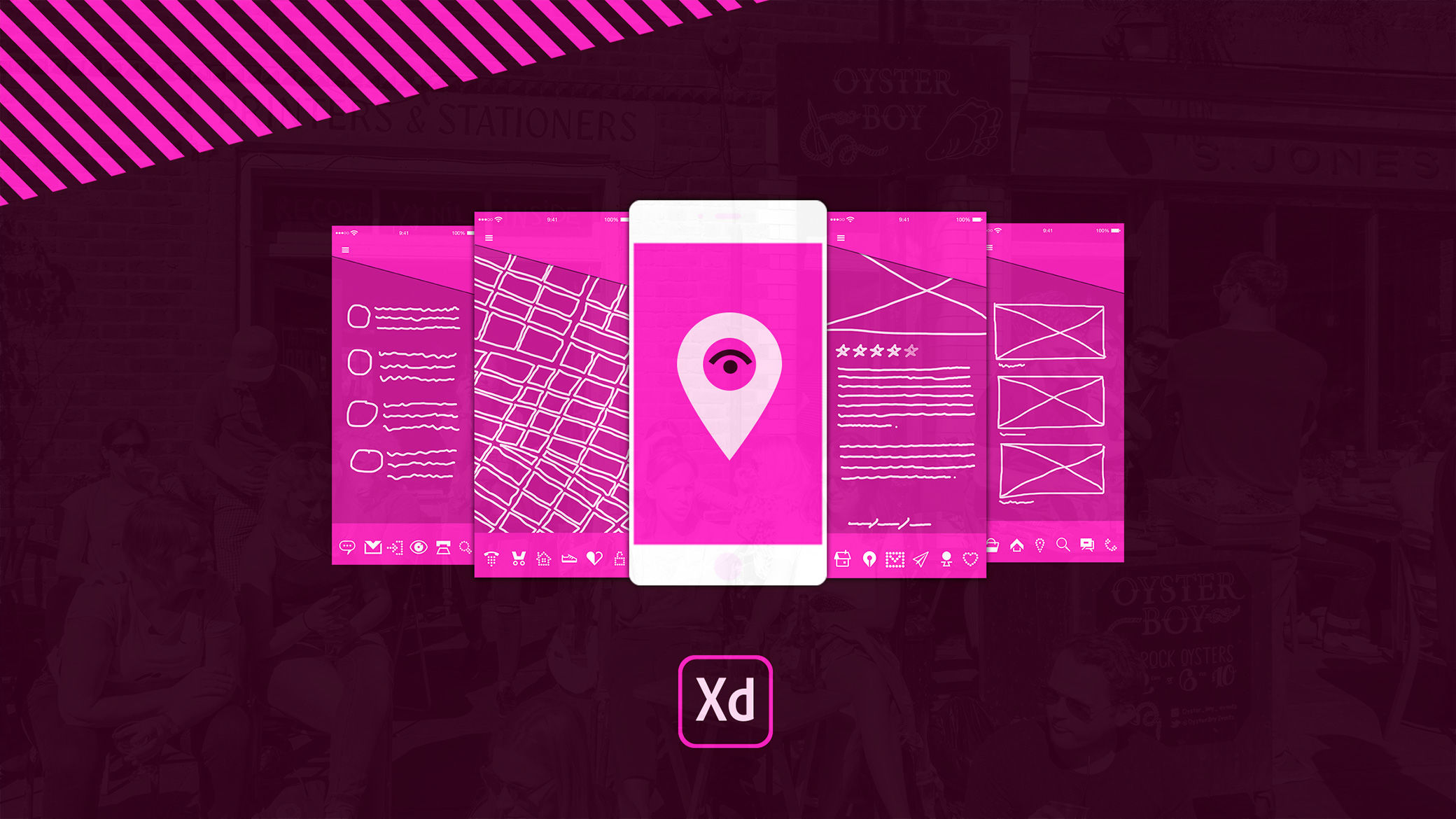 Design an app prototype to win a trip to Adobe Max 2018 in LA - News ...