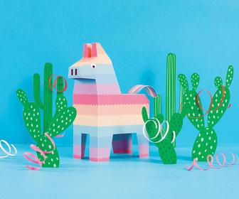 Artist Helen Friel on designing paper models for everyone to make