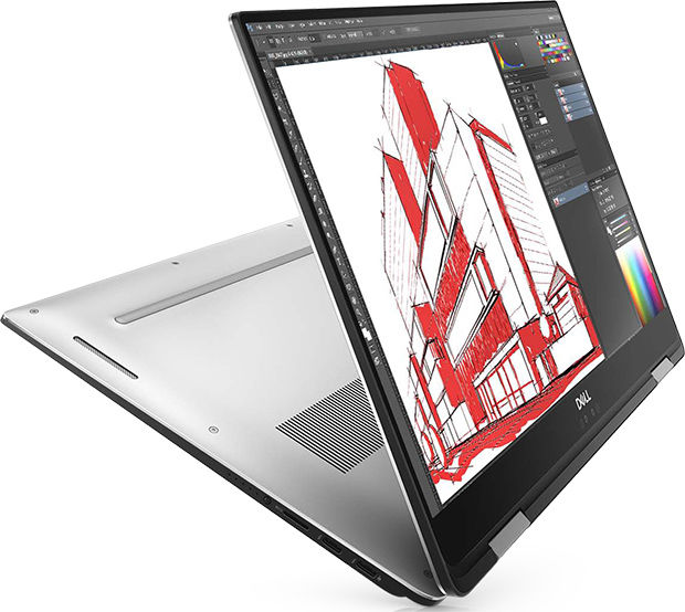 Dell's new Precision range for pro designers and artists