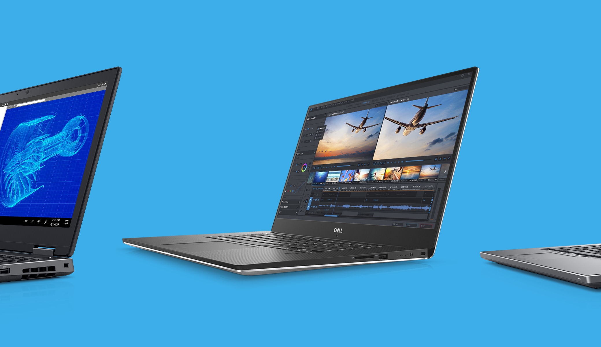dell s new precision range for pro designers and artists includes