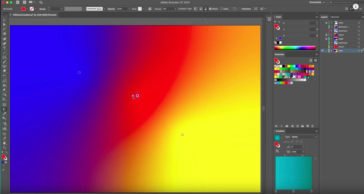 There's a new Gradient tool coming to Adobe Illustrator - News