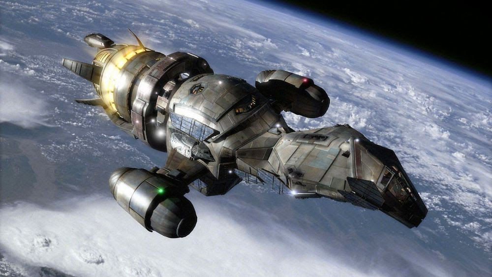 15 Years after Firefly ended, see Serenity fly again in this