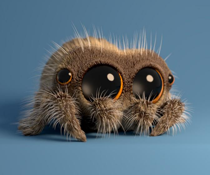 How 3D artist Joshua Slice became a millionaire in 30 days, by turning his popular CG spider into a plush toy