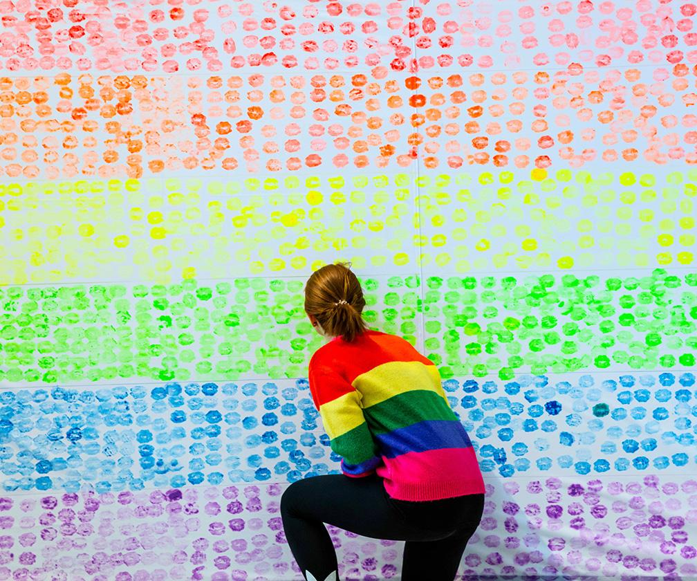 These are this year's best Pride in London art projects and campaigns