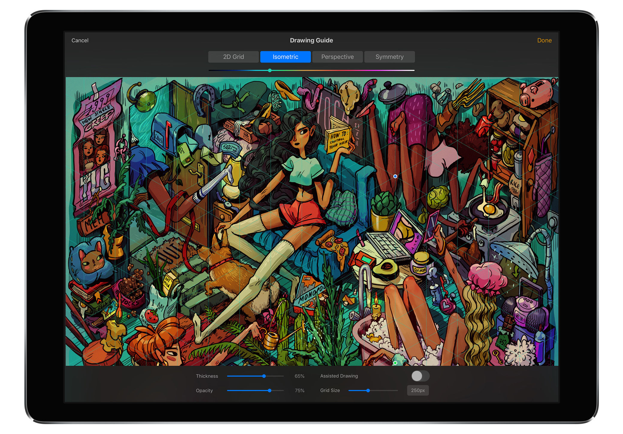 Procreate 4 1 Is Here  Making The Best Ipad Painting App