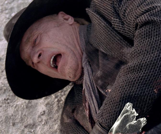 How one of Westworld's most brutal scenes was created using VFX