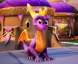 Watch a remastered Spyro the Dragon play again in brand new footage
