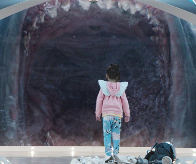 The Meg's VFX supervisor talks bringing extinct giants and hidden worlds to life
