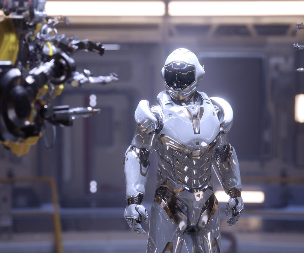 New Nvidia graphics cards offer 'industry-changing' real-time raytracing on your computer for the first time