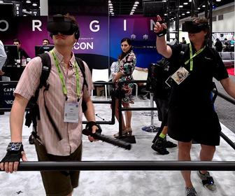Is this the future of VR?