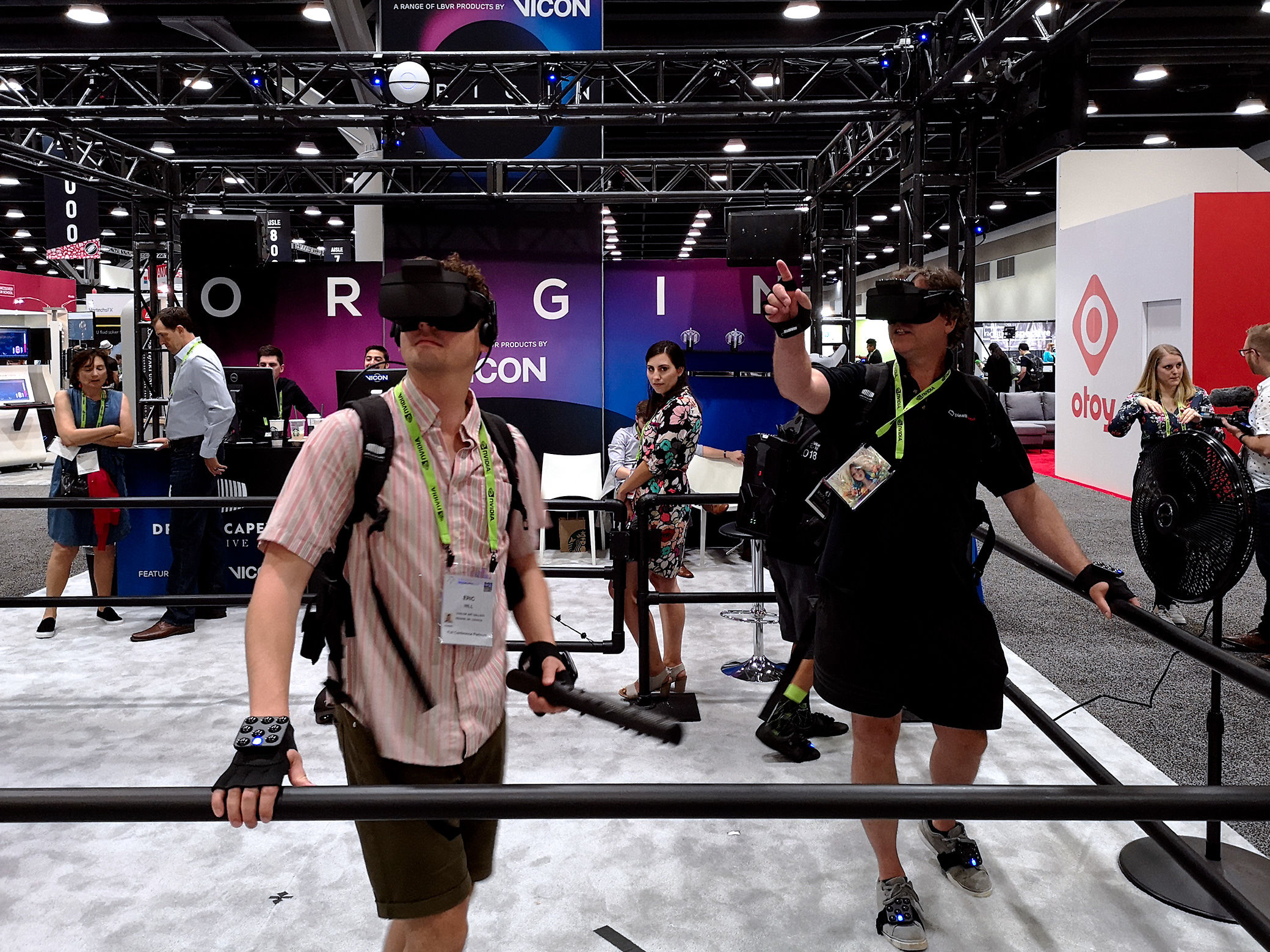 Is this the future of VR? - Features - Digital Arts