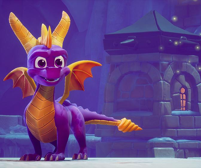 The brains behind Spyro Reignited Trilogy on remastering the dragon for a new generation