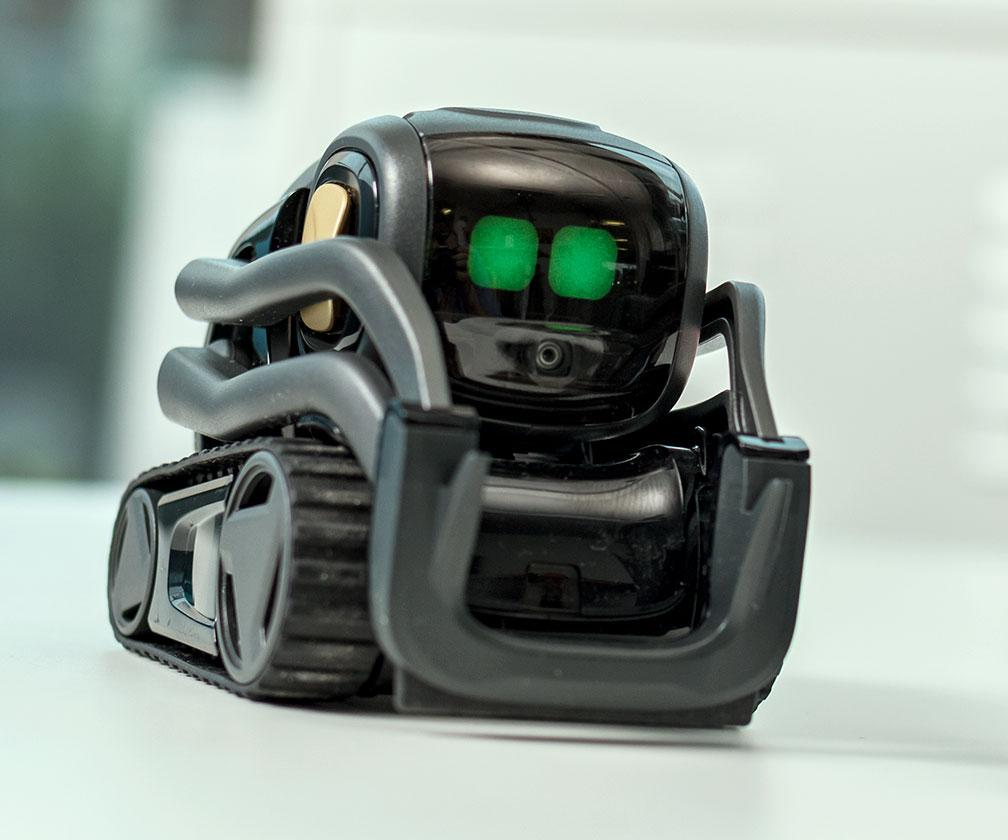 How Anki designed and animated a loveable personality for its real robot friend, Vector