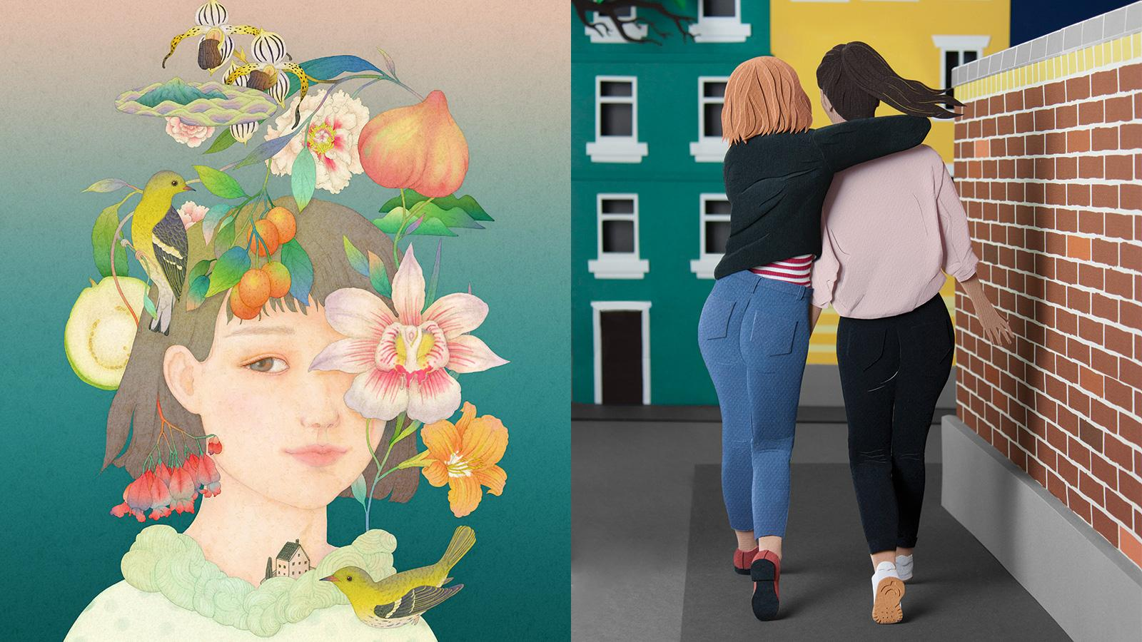 2019's best up-and-coming illustrators - Features - Digital Arts