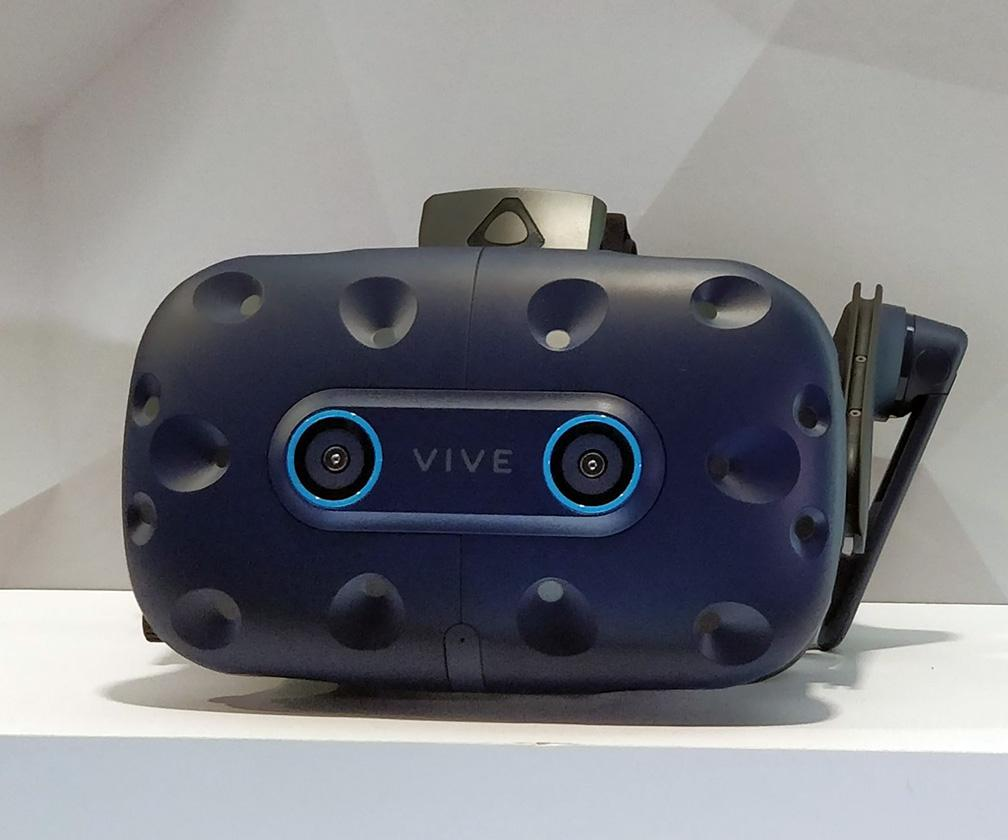 HTC reveals two new VR headsets, the untethered Vive Cosmos and gaze-tracking Vive Pro Eye
